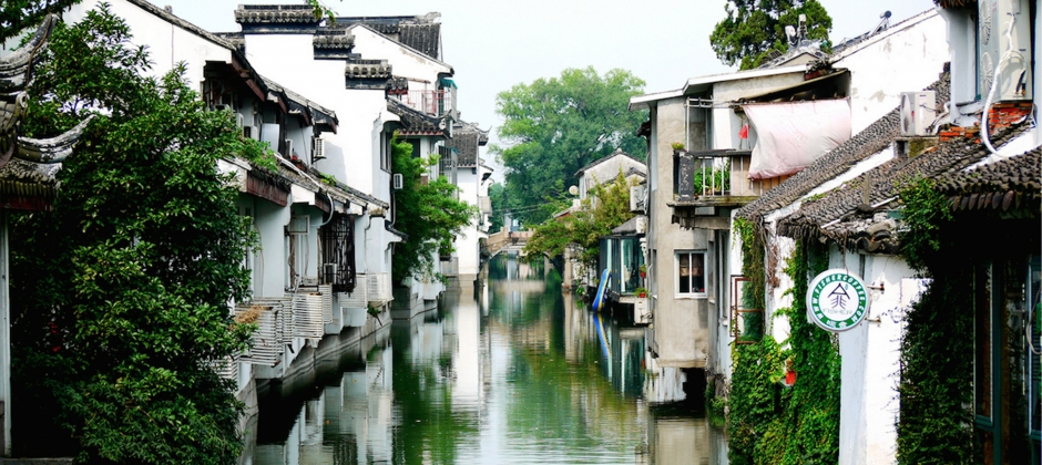 5 – Suzhou ancient city